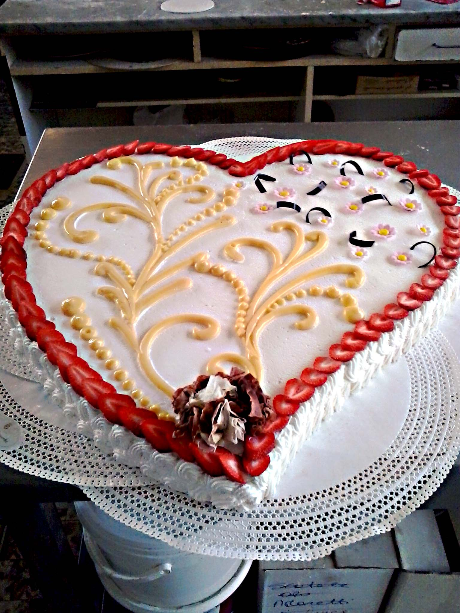 Pasticceria gnocchi prodotto dettaglio torte di forme particolari - Bagno per torte senza liquore ...